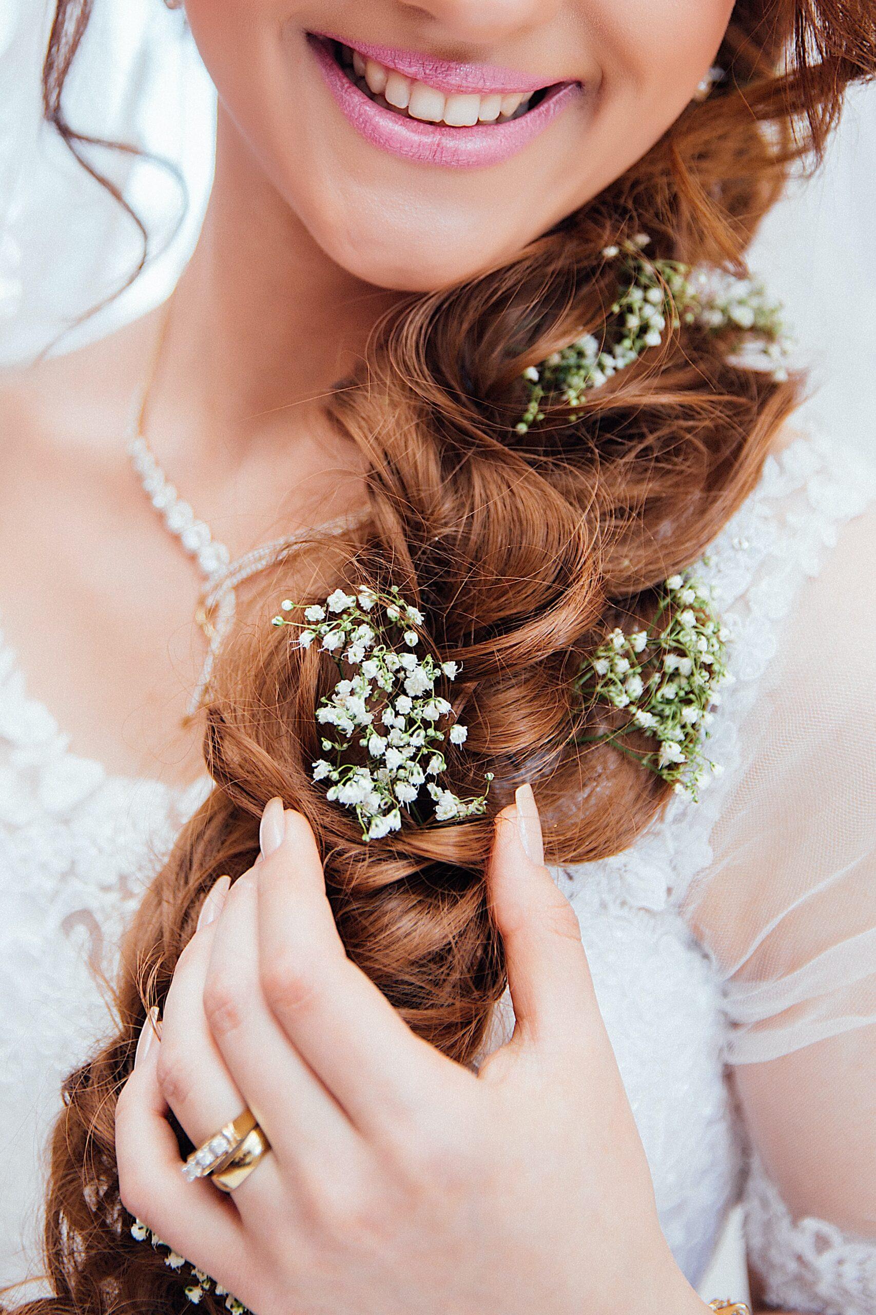 Servizi capelli spose a Brescia